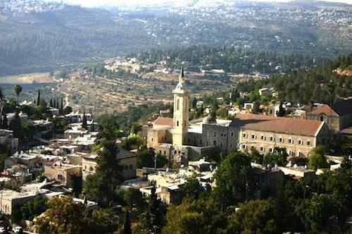 עין כרם - סיורים בירושלים
